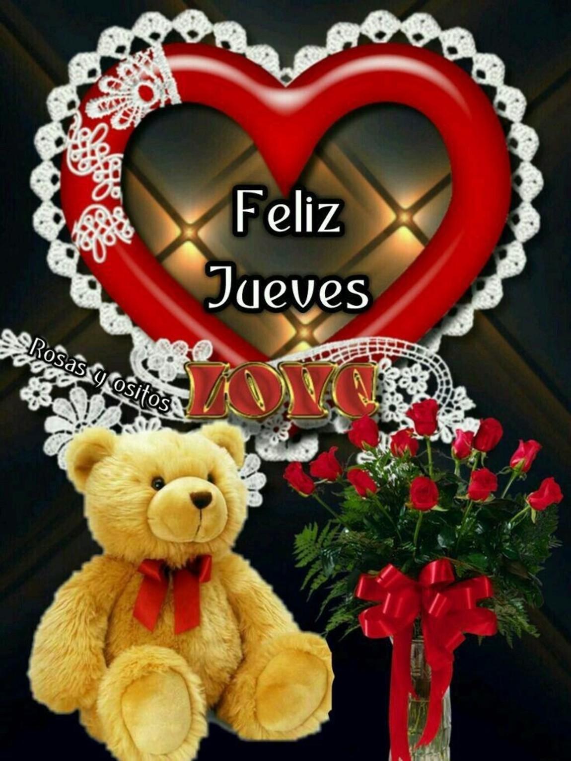 Feliz Jueves Mi Amor Imagenes Bonitasimagenes Net