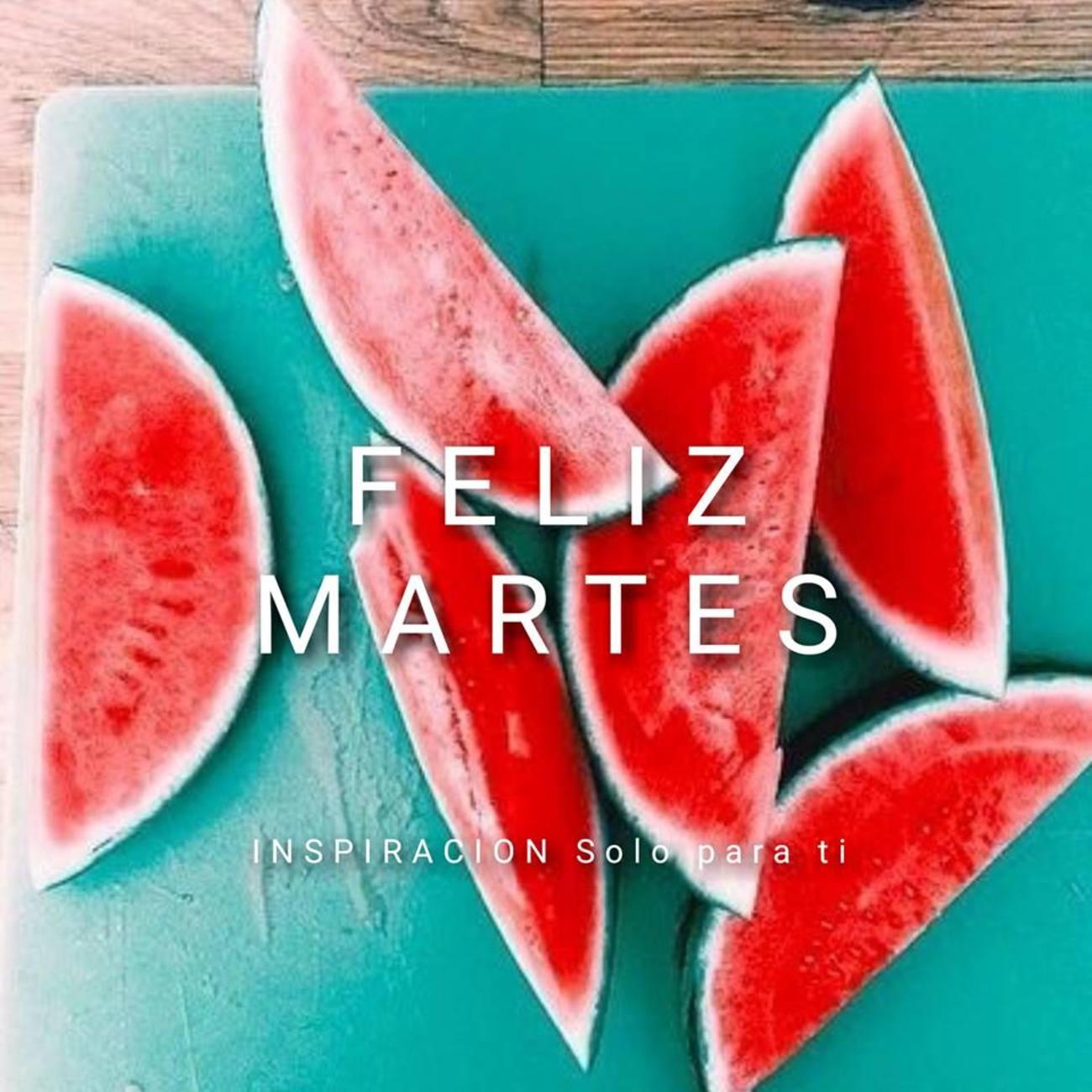 Feliz Martes verano 114