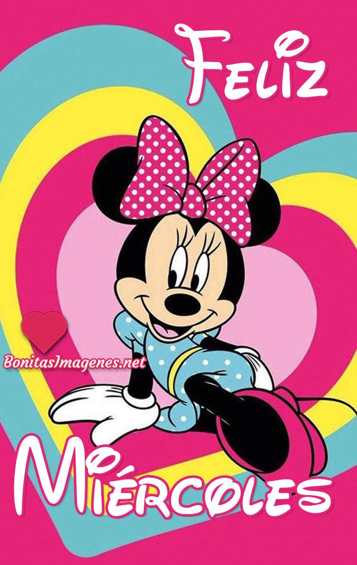 Feliz Miércoles Disney bellas imágenes