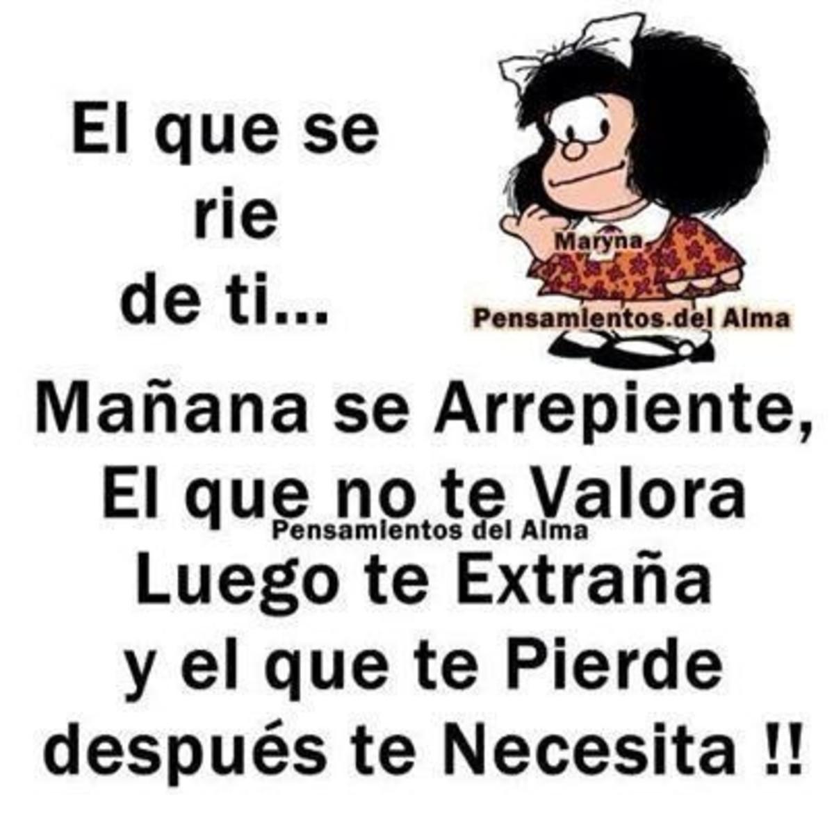 Imágenes de Frases con Mafalda 106