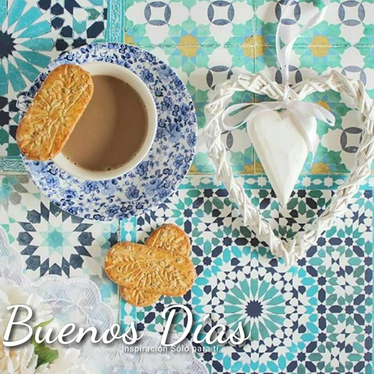 Tarjetas de Buenos Días 174