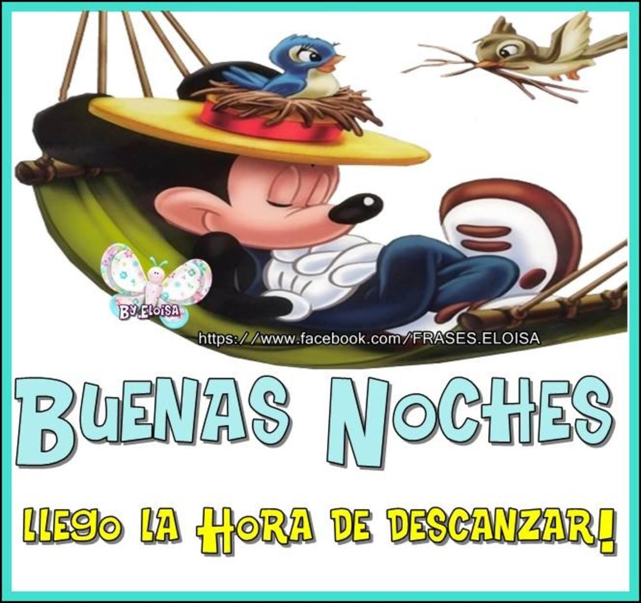 Buenas Noches Disney 628