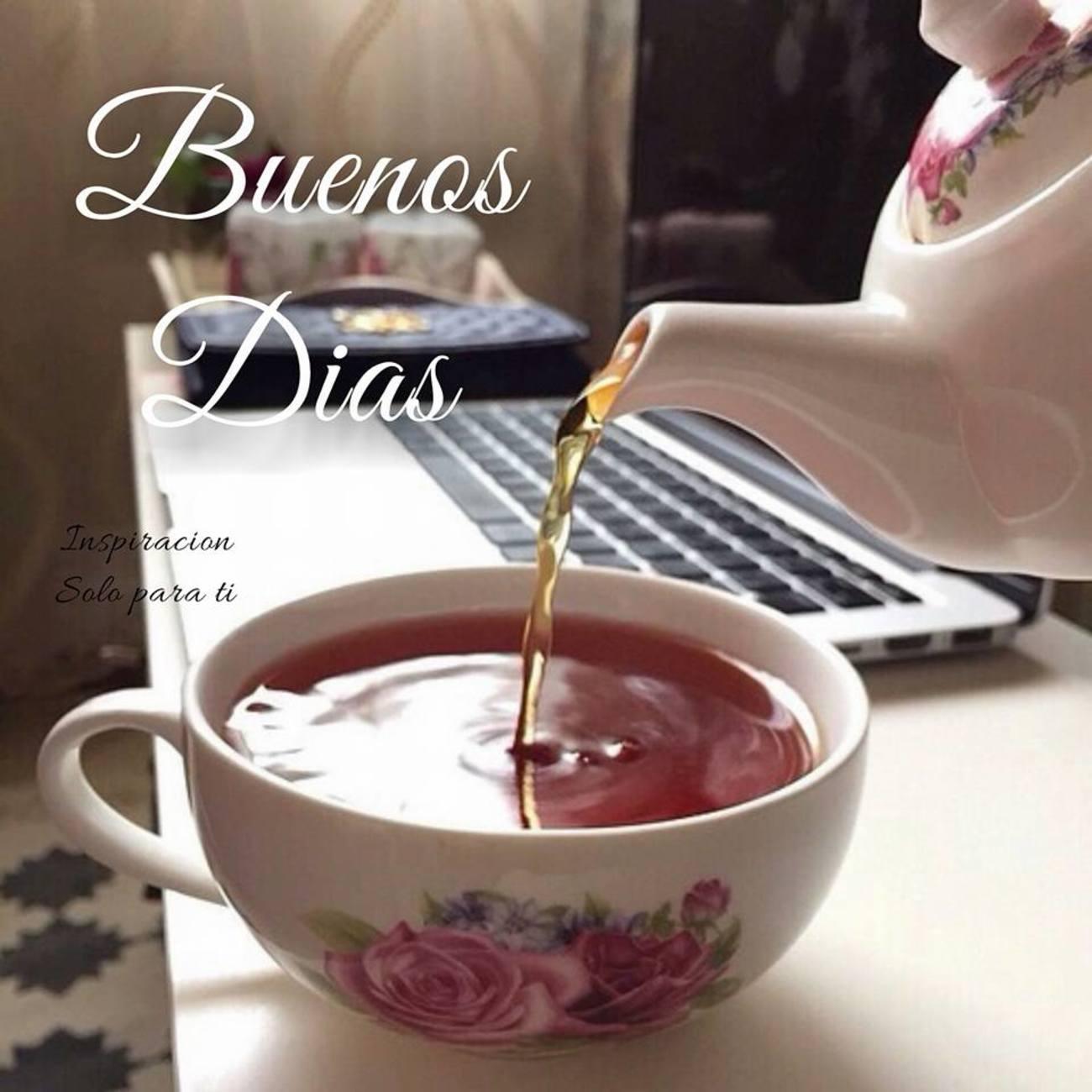 Buenos Días amigos 783