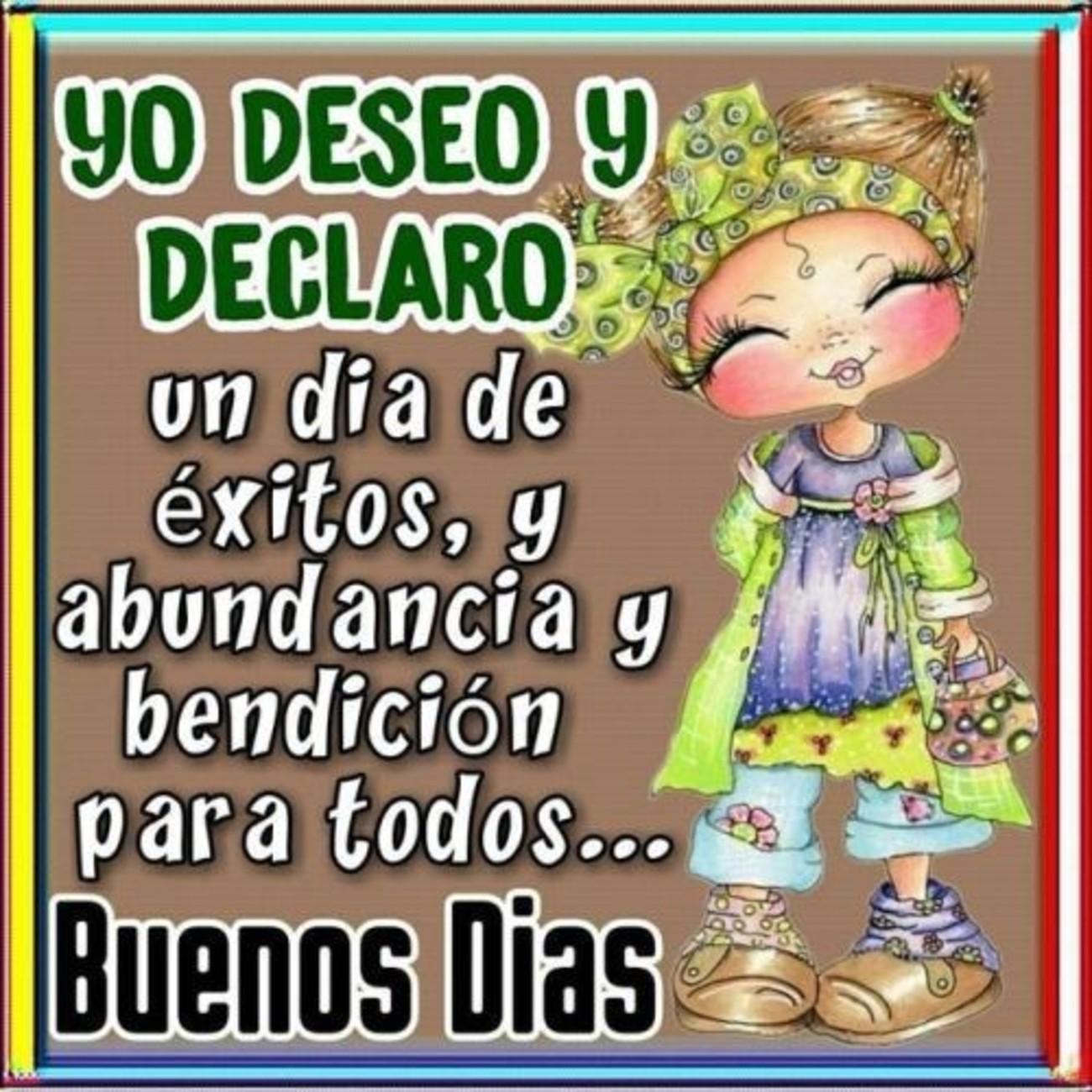 Buenos Días Bonitas Frases Bonitasimagenesnet