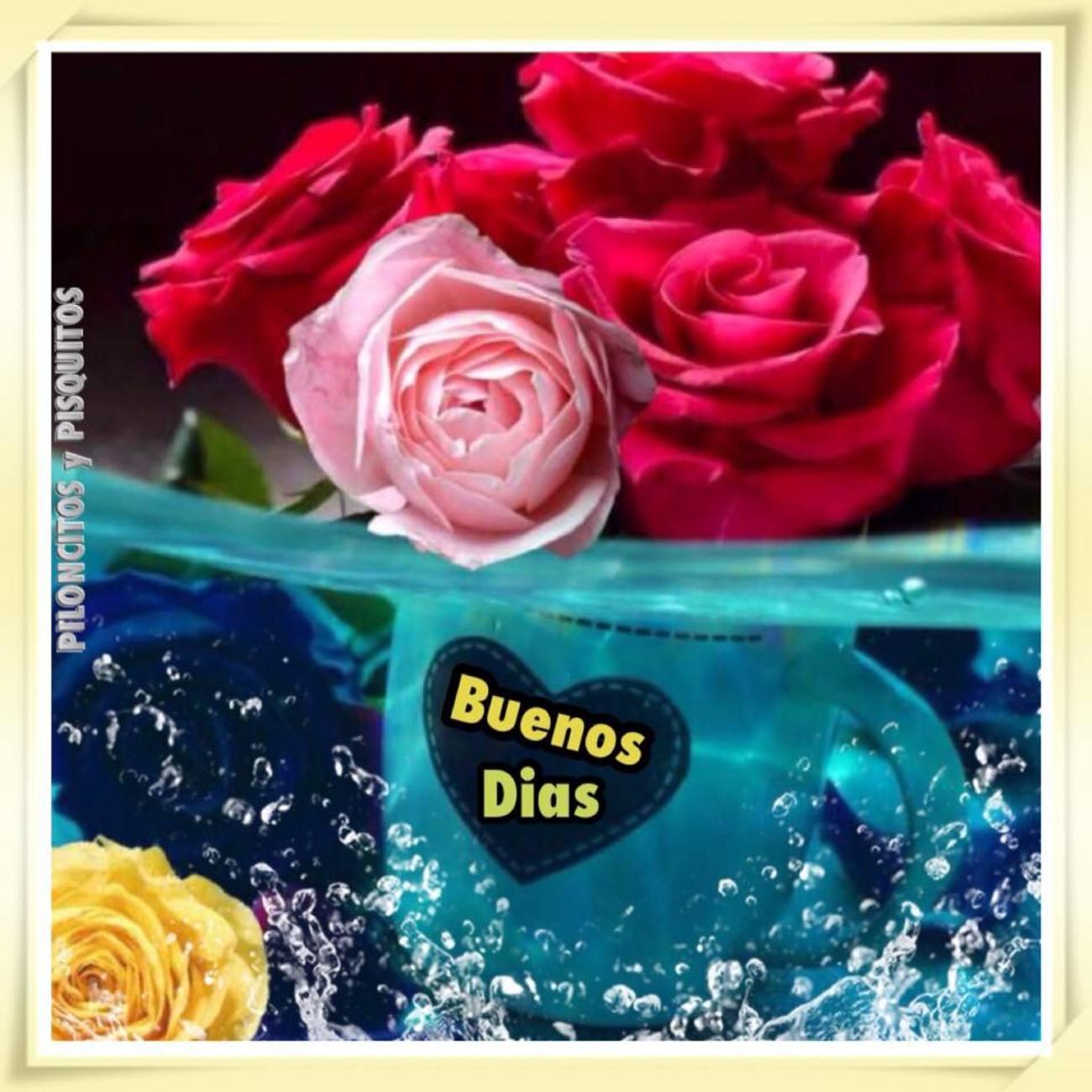 Buenos Días mensajes para Facebook 730