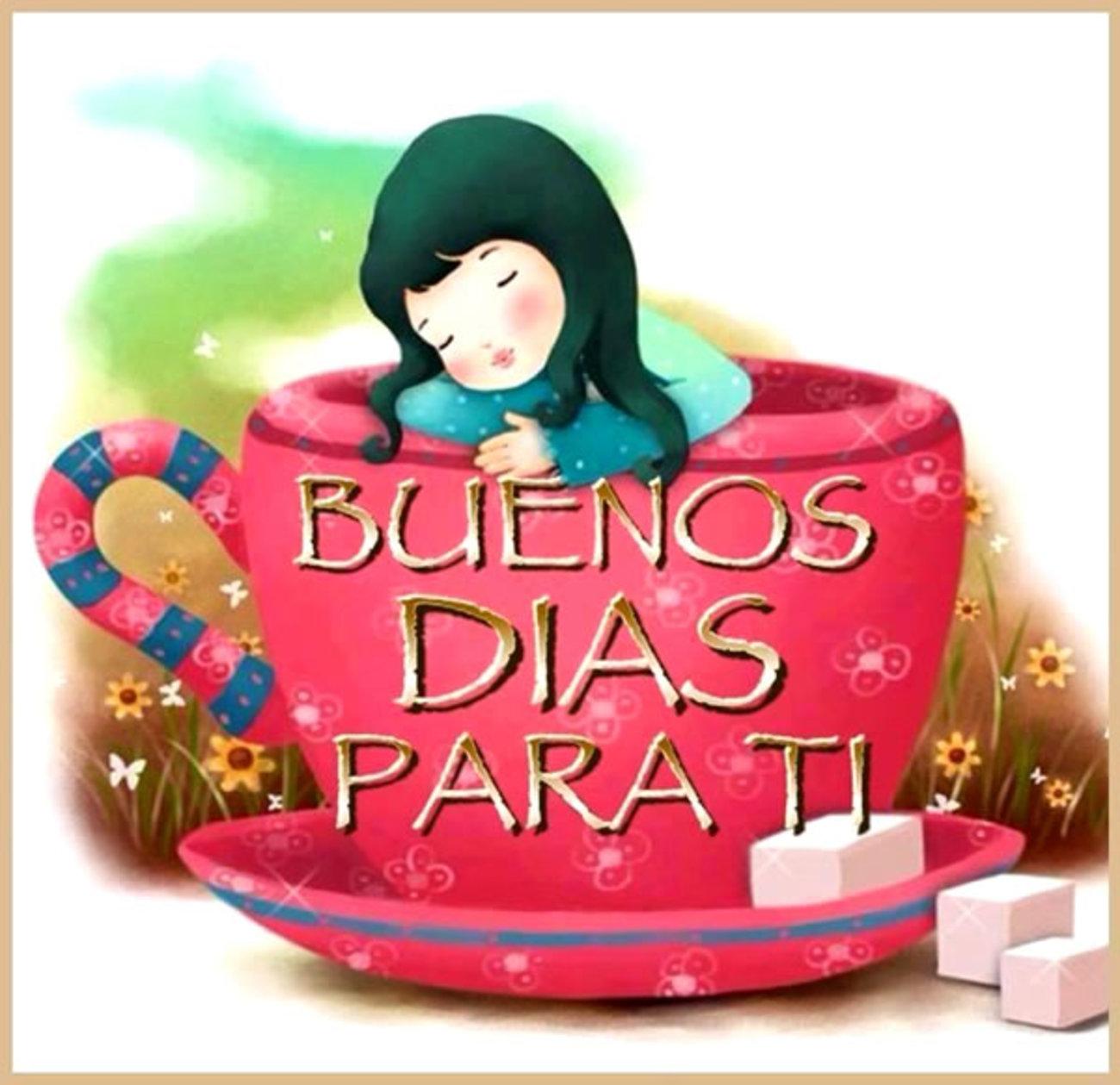Buenos Días mensajes para Facebook 732