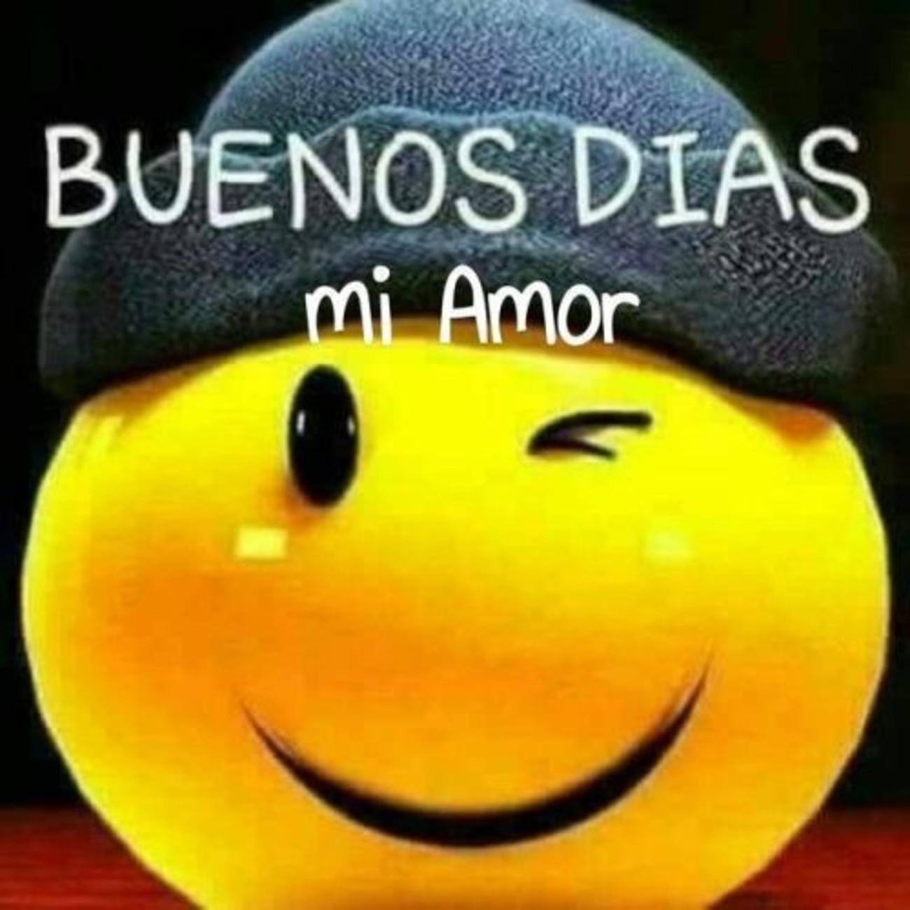 Buenos Dias mi amor 619