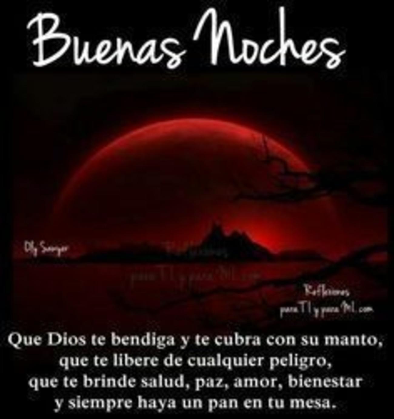 Imagenes De Buenas Noches Frases Bonitas 977